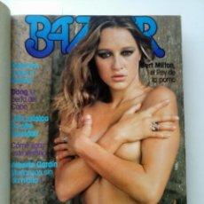 Revistas: REVISTAS BAZAAR ENCUADERNADAS (Nº19 AL 24) - AÑO 1978 - REVISTAS PARA ADULTOS - ANTIGUAS. Lote 257913010