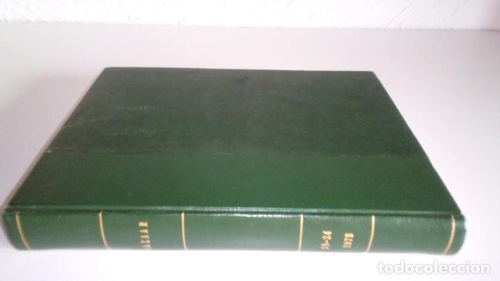 Revistas: REVISTAS BAZAAR ENCUADERNADAS (Nº19 AL 24) - AÑO 1978 - REVISTAS PARA ADULTOS - ANTIGUAS - Foto 5 - 257913010