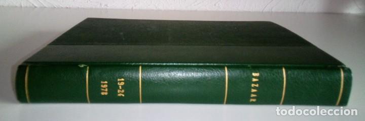 Revistas: REVISTAS BAZAAR ENCUADERNADAS (Nº19 AL 24) - AÑO 1978 - REVISTAS PARA ADULTOS - ANTIGUAS - Foto 8 - 257913010