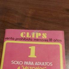 Revistas: REVISTA CLIPS 1 AÑO 1979. Lote 257918810