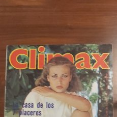 Revistas: CLIMAX REVISTA PARA ADULTOS, AÑO II, 1978, NÚMERO 72. Lote 258763265