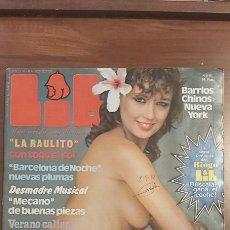 Revistas: REVISTA LIB Nº 250- 1981- GRUPO MECANO-ANA TORROJA-BIBI ANDERSEN. Lote 259967675