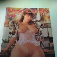 Revistas: NEW CUNTS. 49. Lote 261293555