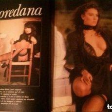 Revistas: LOREDANA BERTÉ-REVISTA COMPLETA Y EN BUEN ESTADO. Lote 262731800