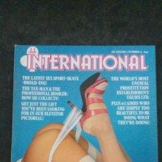 Revistas: CLUB INTERNATIONAL 6/12-1977. Lote 262774545