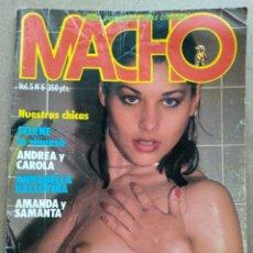 Revistas: REVISTA MACHO VOL. 5 Nº 6. Lote 263007990