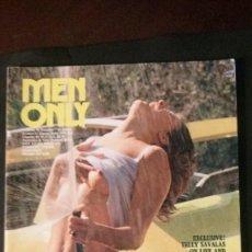 Revistas: MEN ONLY-ANNA NOBLE. Lote 263173205