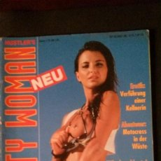 Revistas: HUSTLER´S PRETTY WOMAN-JANUAR 1995-CHASEY LAIN. Lote 263680575