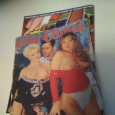 Revistas: COLOR CLIMAX 168. Lote 264477004