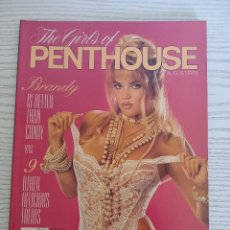 Revistas: THE GIRLS OF PENTHOUSE -U.S. EDITION-AUGUST 1995-PAMELA PETERS,SHARON FITZPATRICK,KATJA ZAICEK. Lote 265181484