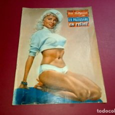 Revistas: PARIS ET DE HOLLYWOOD Nº 80 -REVISTA EROTICA. Lote 266994200