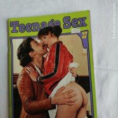 Revistas: TEENAGE SEX N. 27. SOLO PARA ADULTOS. Lote 268758414