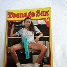 Revistas: TEENAGE SEX N. 26. SOLO PARA ADULTOS. Lote 268758614