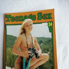 Revistas: TEENAGE SEX N. 25. SOLO PARA ADULTOS. Lote 268758799