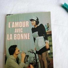 Revistas: L'AMOUR AVEC LA BONNE. COLLECTION SEXICOLOR DE LUXE. 1980. SOLO PARA ADULTOS.. Lote 268763644