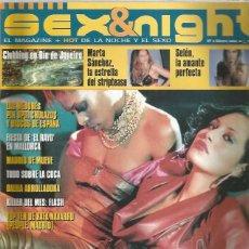 Revistas: SEX & NIGHT 2. Lote 268938084