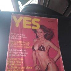 Revistas: YES. Lote 268995669