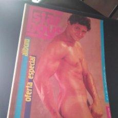 Revistas: STAR BOYS ÁLBUM 5 (PORNO GAY). Lote 268996104