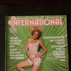 Revistas: CLUB INTERNATIONAL 7/1-1978. Lote 269774333