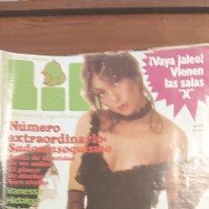 Revistas: LIB 275 - 26/1/ 1982 VANESSA HIDALGO, DENISSE VALOIS EROTICA. Lote 270002038