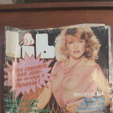 Revistas: REVISTA LIB 316 #PATRICIA CASELLI,JANE BIRKIN,POLLY TOWN,BARBARA REY,ETC...# Nº 316 ( AÑO 1982 ). Lote 270002663