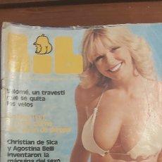 Revistas: LIB 64 1978 SALOME AGOSTINA BELLI NADIUSKA AGATA LYS BARBARA REY SARA MONTIEL CONCHA VELASCO CANTUD. Lote 270091423