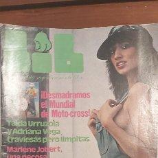 Revistas: LIB 131 1979. ADRIANA VEGA, MARLENE JOBERT, FEDRA LORENTE, GLENDA JACKSON. Lote 270092028
