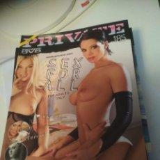 Revistas: PRIVATE 185. Lote 270185228