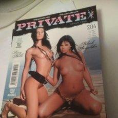 Revistas: PRIVATE 204. Lote 270185418