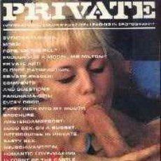 Revistas: PRIVATE 16 70S RETRO ADULT PORN BLOWJOB DEEPTHROAT SWEDISH EROTICA MAGAZINE REVISTA PARA ADULTOS. Lote 270454963