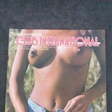 Revistas: CLUB INTERNATIONAL 4/2-1975-CICCIOLINA-ILONA STALLER-SERENA. Lote 270881488