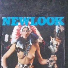 Revistas: NEWLOOK FRANCIA-VIRGINIA WINTER-SERPIENTES-RELIQUIAS NAZIS-SPACELAB. Lote 273722778