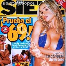 Revistas: ANTIGUA REVISTA PARA ADULTOS SIETE - Nº 69 - AÑO 2006. Lote 274254498