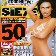 Revistas: ANTIGUA REVISTA PARA ADULTOS SIETE - Nº 45 - AÑO 2006. Lote 274254788