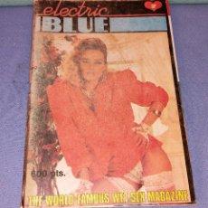 Revistas: REVISTA PARA ADULTOS ELECTRIC BLUE. Lote 274366293