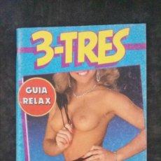 Revistas: 3-TRES Nº 5-MADONNA-SADOMASOQUISMO. Lote 275148748