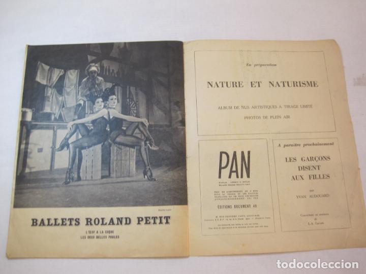Revistas: PAN-NUMERO 13-REVISTA EROTICA ANTIGUA CON DESNUDOS-VER FOTOS-(V-22.857) - Foto 14 - 275585063