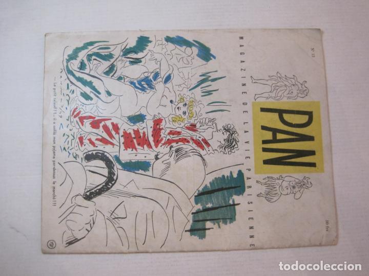 Revistas: PAN-NUMERO 13-REVISTA EROTICA ANTIGUA CON DESNUDOS-VER FOTOS-(V-22.857) - Foto 15 - 275585063