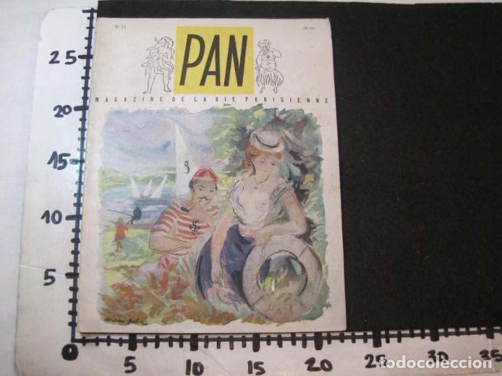 Revistas: PAN-NUMERO 13-REVISTA EROTICA ANTIGUA CON DESNUDOS-VER FOTOS-(V-22.857) - Foto 16 - 275585063