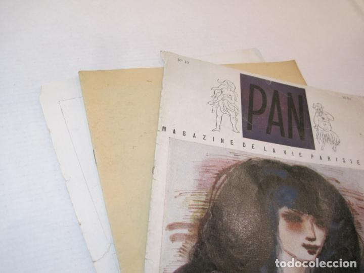 Revistas: PAN-NUMERO 10-REVISTA EROTICA ANTIGUA CON DESNUDOS-VER FOTOS-(V-22.859) - Foto 2 - 275586448