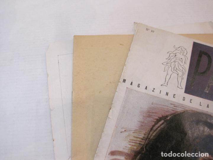 Revistas: PAN-NUMERO 10-REVISTA EROTICA ANTIGUA CON DESNUDOS-VER FOTOS-(V-22.859) - Foto 3 - 275586448