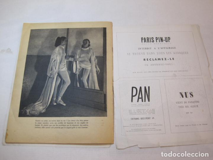 Revistas: PAN-NUMERO 10-REVISTA EROTICA ANTIGUA CON DESNUDOS-VER FOTOS-(V-22.859) - Foto 12 - 275586448