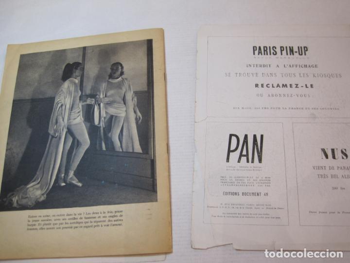 Revistas: PAN-NUMERO 10-REVISTA EROTICA ANTIGUA CON DESNUDOS-VER FOTOS-(V-22.859) - Foto 13 - 275586448