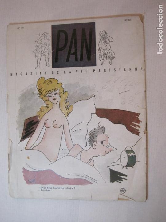 Revistas: PAN-NUMERO 10-REVISTA EROTICA ANTIGUA CON DESNUDOS-VER FOTOS-(V-22.859) - Foto 14 - 275586448