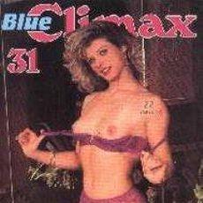 Revistas: BLUE CLIMAX 31 PAMELA JENNINGS PETER NORTH DIANE SURESNE SEX COLOR MAGAZINE REVISTA PARA ADULTOS. Lote 276036228