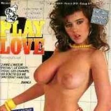 Revistas: GAIL MCKENNA LONI SANDERS MADONNA PLAY LOVE PAGE 3 GIRL SEX MAGAZINE REVISTA PARA ADULTOS. Lote 276151603