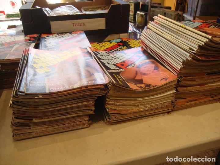LOTE DE 780 REVISTAS LAS CARTAS PRIVADAS DE PEN TODAS LAS EPOCAS TODAS DIFERENTES (Coleccionismo para Adultos - Revistas)
