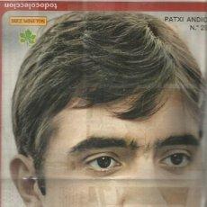 Revistas: POSTER DIEZ MINUTOS PATXI ANDION. Lote 277529128
