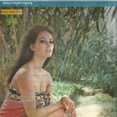 Revistas: POSTER DIEZ MINUTOS CLAUDIA CARDINALE. Lote 277529483