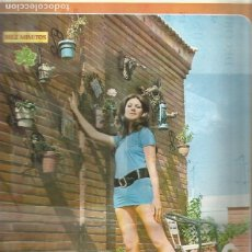Revistas: POSTER DIEZ MINUTOS 1972 GRAZALEMA. Lote 277531403